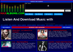 how to download mp3 from website